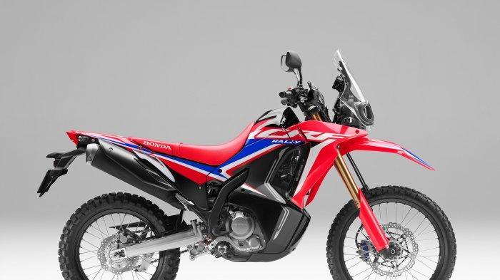 Sentuhan Terbaru, Honda CRF250 RALLY Hadir Lebih Tangguh