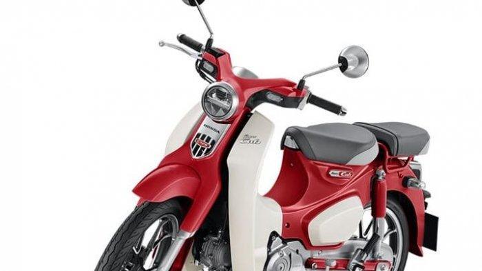 Model Honda Supercub C 125 terbaru semakin stylish.