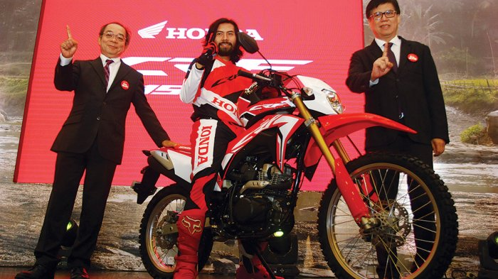 Ini Harga dan Keunggulan All New Honda CRF150L yang Baru Diluncurkan AHM