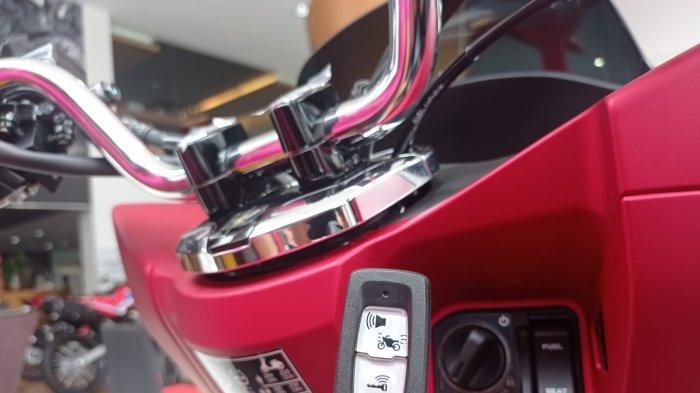Mengenal Lebih Jauh Honda Smart Key System