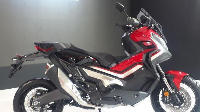 PT AHM Keluarkan Motor Seharga Rp 450 Juta, Begini Penampakan Honda X-ADV