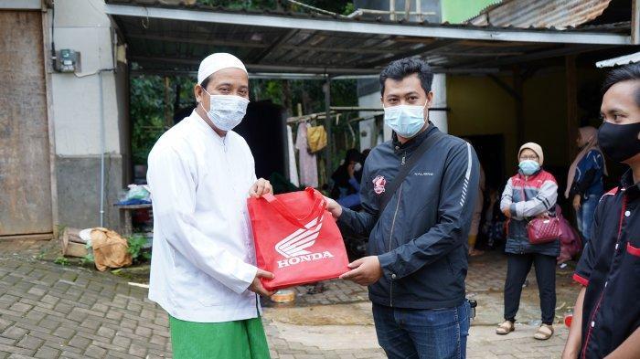 Peduli Sesama, Komunitas Honda BeAT di Semarang Berikan Bantuan ke Panti Asuhan