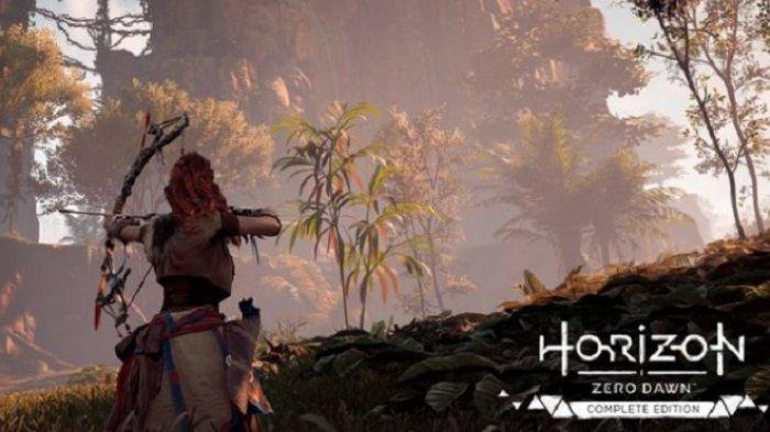 Horizon Zero Dawn: Complete Edition Digratiskan untuk PS4 dan PS5