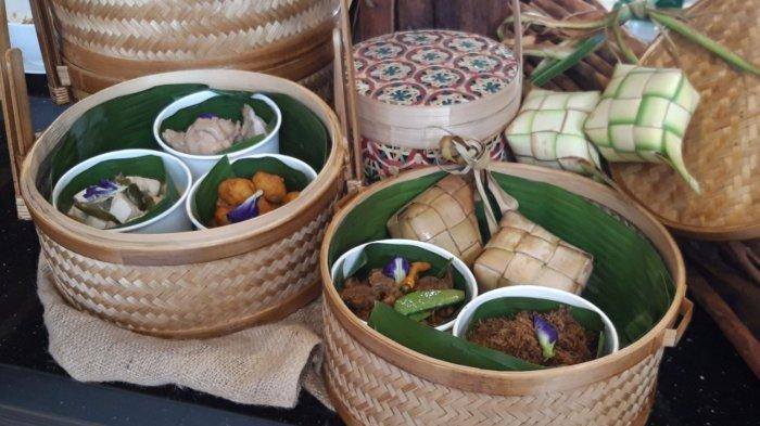 Hotel Chanti Semarang launching menu buka puasa spesial tema Rantangan, Kamis (1/4/2021)