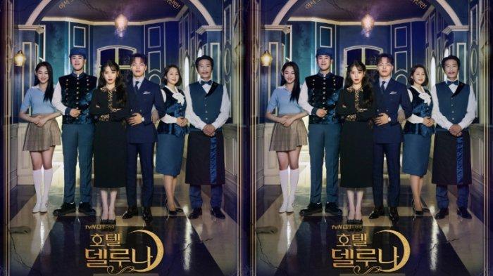 Sinopsis Lengkap Drakor Hotel Del Luna Episode 1-16, Dibintangi IU dan Yeo Jin Goo