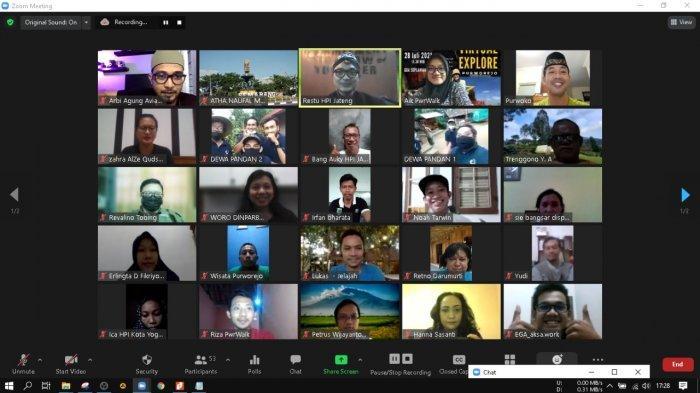 HPI Mulai Garap Virtual Tour Jaga Eksistensi Profesi: PPKM Ini Banyak Alih Profesi Jadi Ojek Online