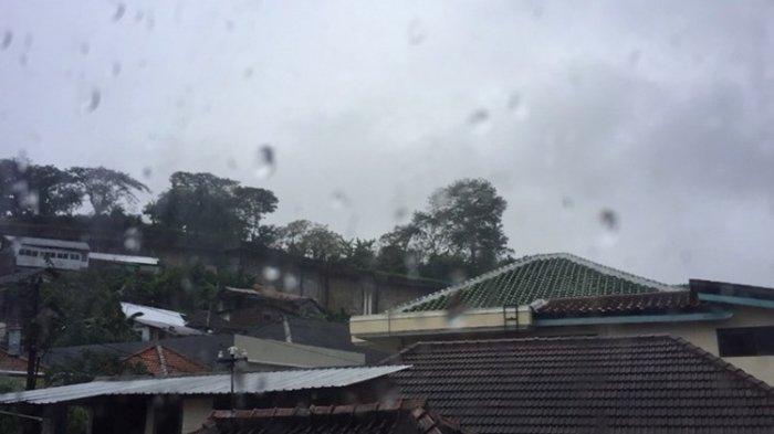 Waspada Hujan Hari Ini, Berikut Prakiraan Cuaca Jawa Tengah dari BMKG Kamis 2 September 2021