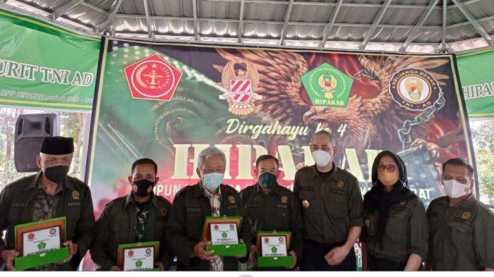 HUT ke-4, DPD Hipakad Jawa Tengah akan Bentuk Kepengurusan di Semua Kabupaten/Kota