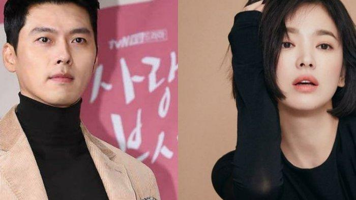 3 Bukti Terpampang Nyata, Song Hye Kyo Heboh Diisukan CLBK dengan Hyun Bin