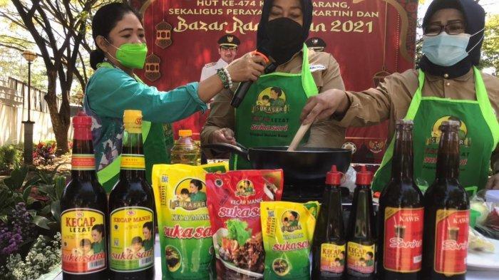 Semarakkan Bazar Ramadhan 2021, Sukasari Sajikan Minuman dan Makanan Kreasi Nusantara.