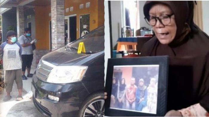 Pembunuhan Ibu dan Anak di Subang, Kakak Tuti Syok hingga Pingsan Lihat Kondisi Jenazah di Bagasi