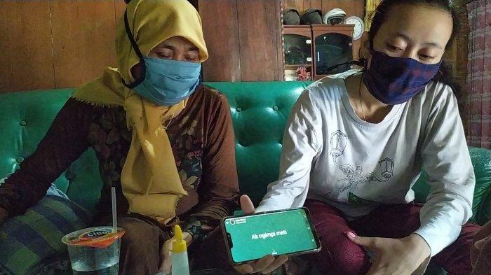 Status WhatsApp Terakhir Keong Korban Pembunuhan di Semarang Bikin Keluarga Waswas: Ak Ngimpi Mati