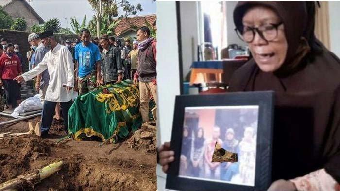 Ibu dan anak tewas mengenaskan dibunuh lebih dari 1 orang, Kakak Tuti Histeris