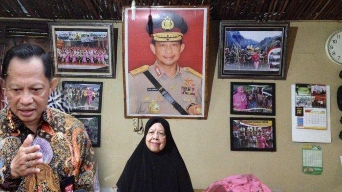 Innalillahi Wainnailahirojiun Ibu Mendagri Tito Karnavian Meninggal Dunia di Palembang