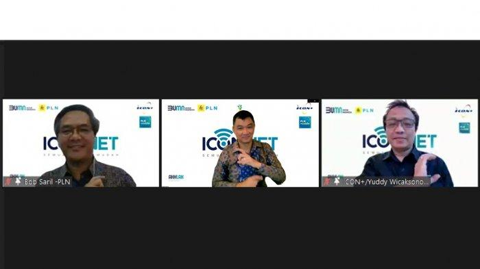 ICON+ Luncurkan Program Promo Bundling Electrinet Lifestyle, Layanan Internet dan Listrik Kian Andal