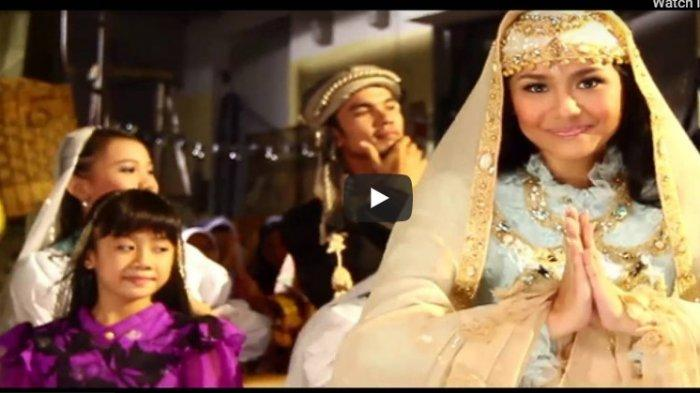 Not Angka Idul Fitri Gita Gutawa