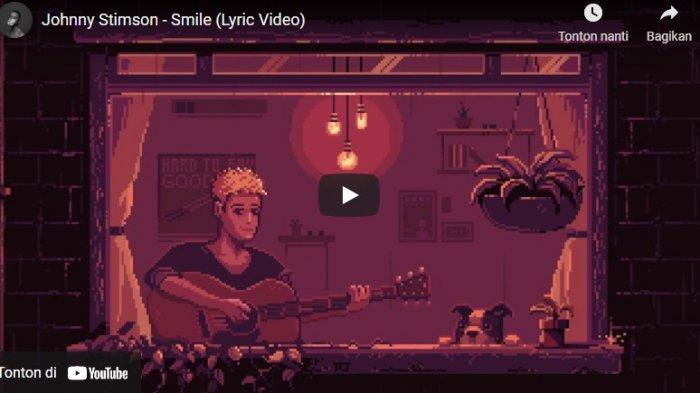 Chord Kunci Gitar dan Lirik Lagu Smile Johnny Stimso, If We Just Smile