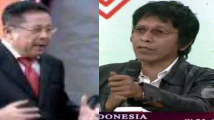 ILC Mendadak Riuh saat Adian Napitupulu Debat dengan Karni Ilyas soal Bully Terhadap Anies Baswedan