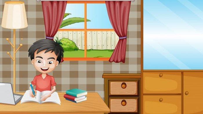 Kunci jawaban kelas 3 SD Tema 8 halaman 17 19 20 22 23 Lagu Garuda Pancasila