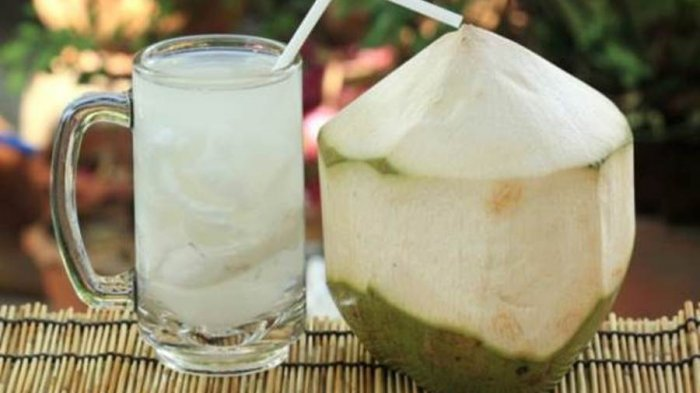 Air Kelapa, Minuman Alami Bantu Atasi Disfungsi Ereksi