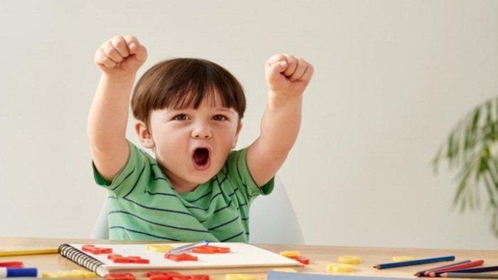 Tips Bagi Bunda Menstimulasi Buah Hati Tumbuh Menjadi Anak Cerdas
