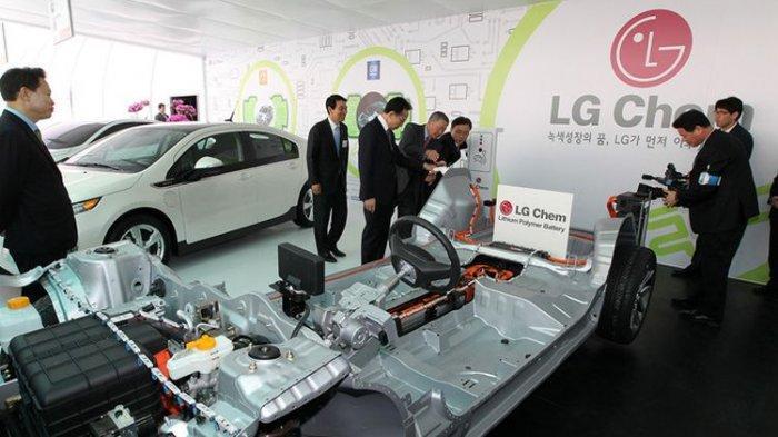 LG Chem Segera Groundbreaking di KIT Batang