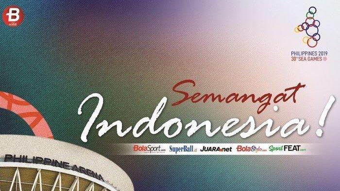Update MedaliSEA Games 2019, Indonesia Kumpulkan 46 Emas dan Kokoh di Posisi Kedua