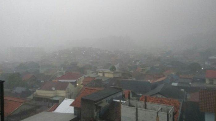 Peringatan Cuaca BMKG Jateng 29 Maret 2021 Jam 14.30 WIB