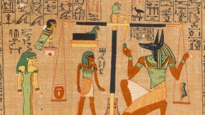 Dari Pembungkus Mumi Berusia 2.300 Tahun, Ahli Ungkap Isi Buku Kematian Mesir Kuno