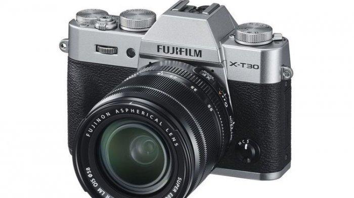 Fujifilm Resmikan Kamera Mirrorless X-T30, Deteksi Wajah Lebih Akurat