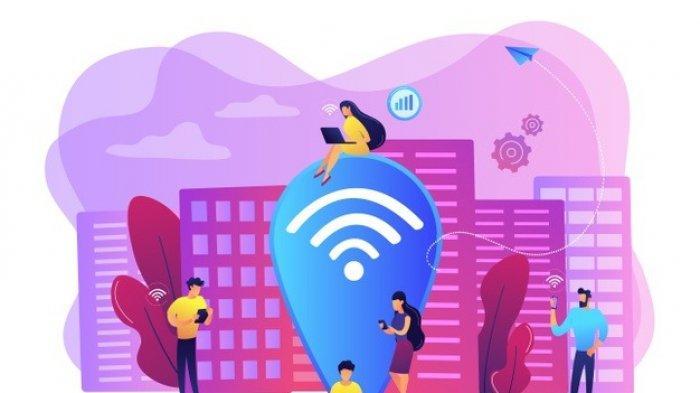 Aman dan Nyaman Pakai Wifi Publik!