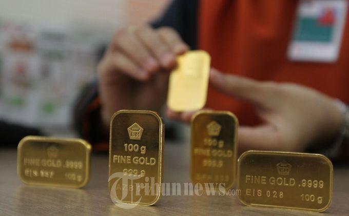 Harga Emas Antam di Semarang Hari Ini Turun Rp 1.000, Berikut Daftar Lengkapnya
