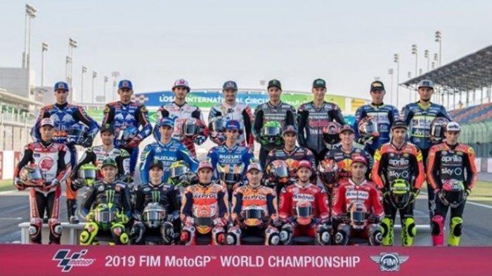 SIMAK Jadwal MotoGP 2019 di Qatar dan Link Live Streaming Trans7