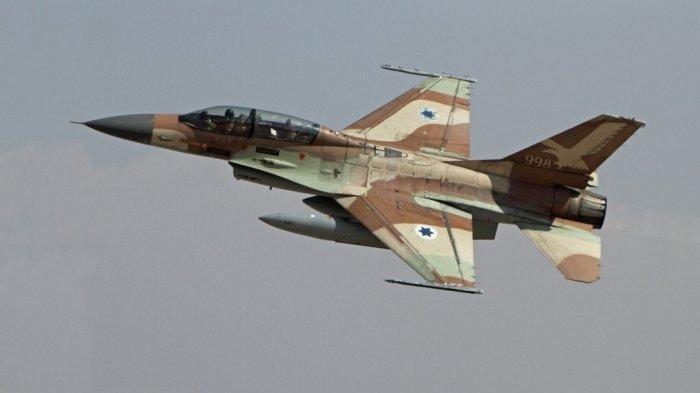 Israel Gempur Suriah dengan Jet Tempur hingga Tewaskan 10 Orang