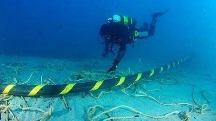 Sistem Komunikasi Kabel Laut Telkom Telah Pulih, Lebih Cepat dari Target