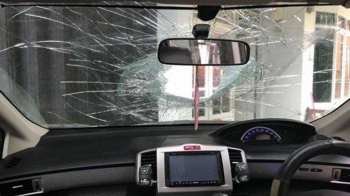 Terjadi Lagi Aksi Pelemparan Batu di Jalan Tol, Waspadai Objek Terlihat UmumTapi Berisiko