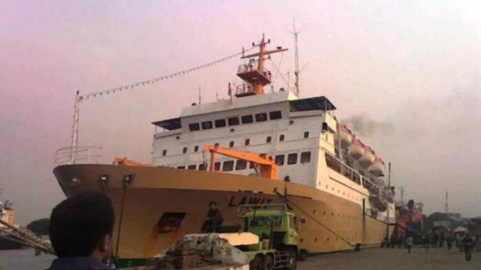 Jadwal Keberangkatan Kapal Penumpang dari Semarang ke Kumai Rabu Depan, 20 Februari 2019