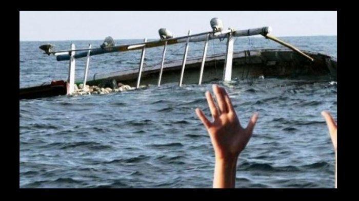 17 ABK Hilang dalam Tabrakan Kapal di Perairan Balongan Indramayu