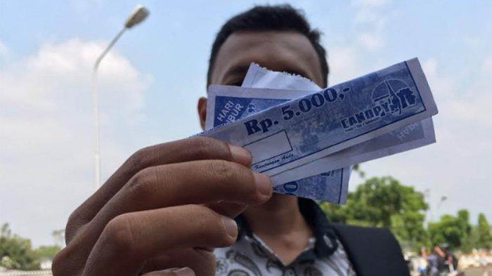Dishub Kabupaten Pekalongan Imbau Masyarakat Waspadai Karcis Parkir Bodong