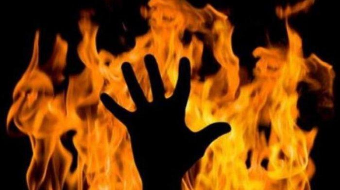 Seorang Ibu Tewas Setelah Selamatkan 5 Anaknya dari Kebakaran Rumah