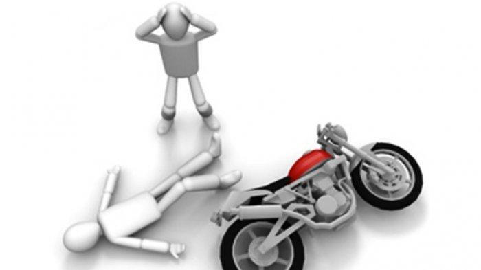 Kecelakaan di Tuntang, Sopir Minibus Banting Setir Lalu Tabrak Motor dari Arah Berlawanan