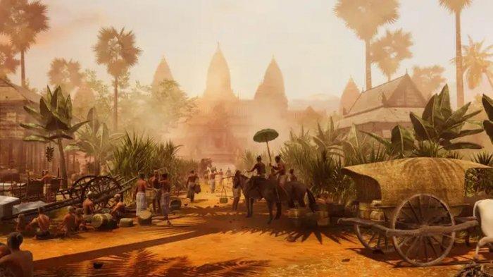 Peneliti Buktikan Kota Kuno Angkor Salah Satu Kota Terpadat di Dunia
