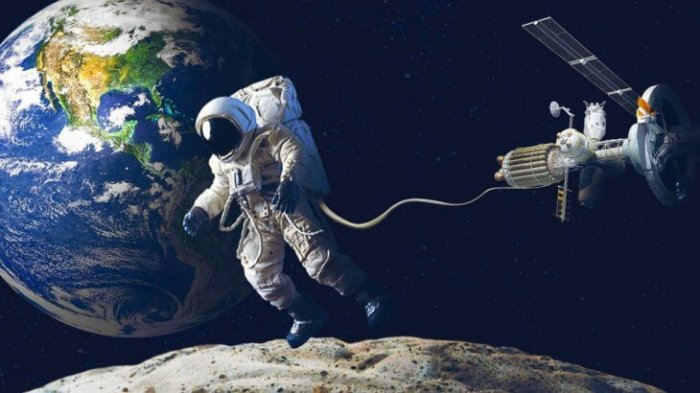 Astronaut Ini Nyaris Tenggelam di Luar Angkasa: Itu Adalah Sensasi yang Mengerikan