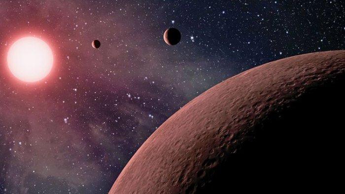 Astronom Temukan Planet Neraka, Suhunya Mencapai 2.700 Derajat Celsius