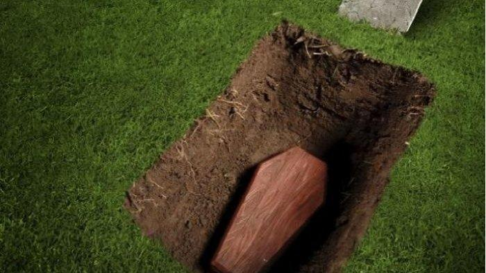 Makam Sesepuh Desa Dibongkar, Tali Pocong Hilang dan Ditemukan Bercak Darah