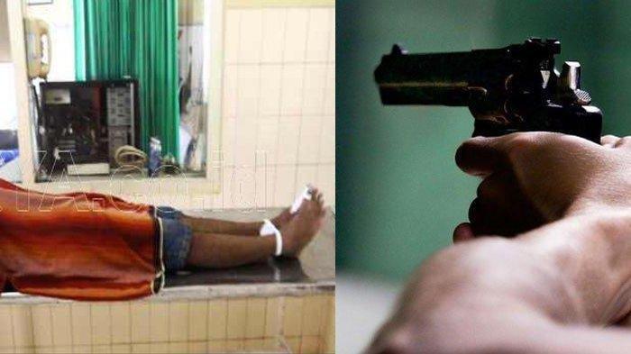 Jelang Subuh, Bripka CS Polisi Mabuk Tembak Mati 3 Orang di Cafe, 1 Anggota TNI, Ini Kronologinya