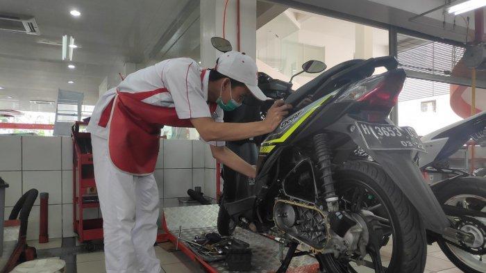 Promo Akhir Tahun bagi Konsumen Sepeda Motor Honda