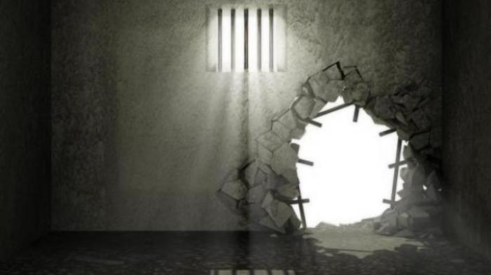 Jebol Atap Kamar Mandi Sel saat Petugas Lengah, 9 Tahanan BNNP Kabur