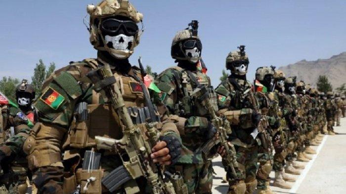 Afghanistan dan Taliban Sama-Sama Punya Pasukan Khusus, Ini Perbandingannya