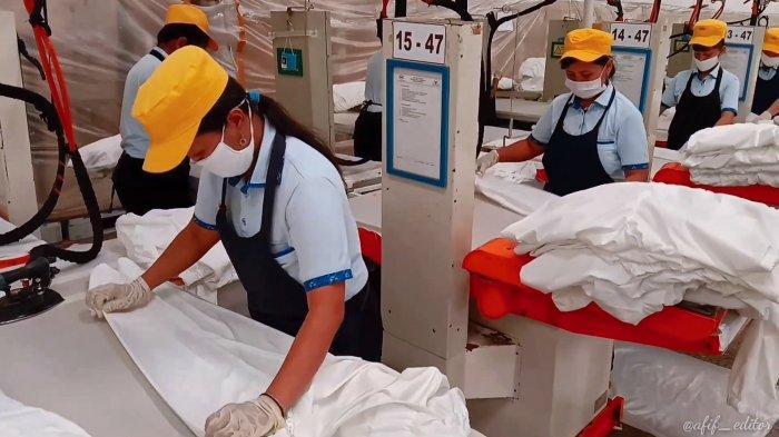 Belum Ada Kepastian Pembayaran THR, Karyawan Pabrik di Pemalang Mulai Galau